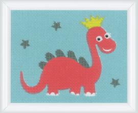 Dinosaur Tapestry Starter Kit by Vervaco