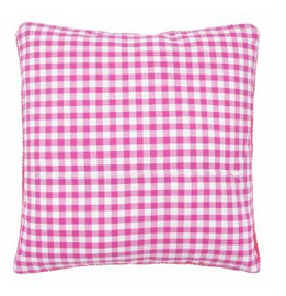 Cushion Back with Zipper: Pink: 45 x 62cm by Vervaco