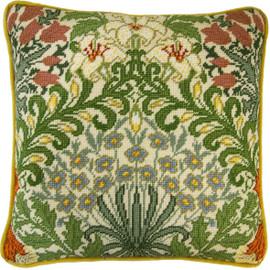 Garden Tapestry Kit by Bothy Threads