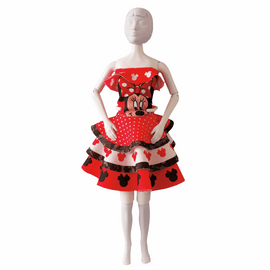 Couture Outfit Making Set Maggy Minnie Dots By Vervaco