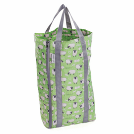 Reversible Sheep Knitting Bag with Pin Storage by Hobby Gift