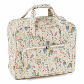 Twit Twoo Matt PVC Sewing Machine Bag by Hobby Gift