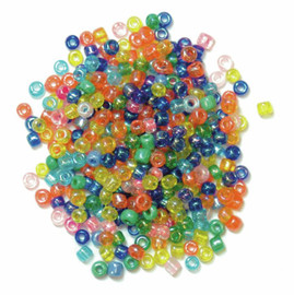 Seed Beads Multi 15g by Trimits