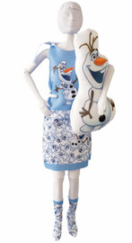 Sleepy Sweet Olaf Couture Outfit Making Set by Vervaco