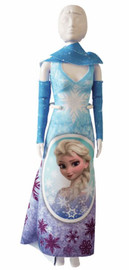 Mary Frozen Magic Couture Outfit Making Set by Vervaco