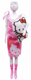 Sleepy Hello Kitty Dreams Couture Outfit Making Set by Vervaco