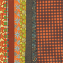 Making Couture Fabric Set: Autumn By Vervaco
