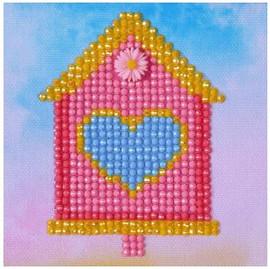 Diamond Painting Kit: Home Sweet Home by Diamond Dotz®