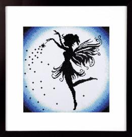Enchanting Fairy Diamond Painting Kit by Lanarte