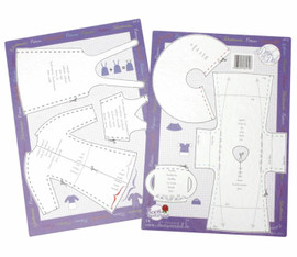 Number 2 Pattern Set by Vervaco