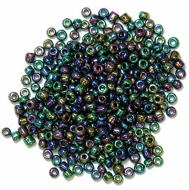 Extra Value Seed Beads Rainbow 30g by Trimits