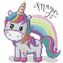 Magic Rainbow Diamond Painting Kit By Diamond Dotz