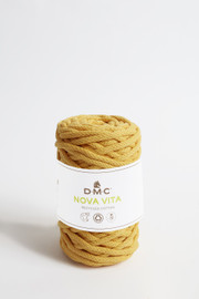 Nova Vita Lemon Yellow Cotton