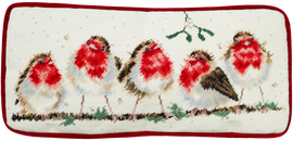 Rockin' Robins Tapestry kit by Wrendale