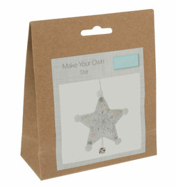 Star Felt Decoration Kit by Trimits