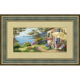 Wonderful Summer Cross Stitch Kit By Golden Fleece