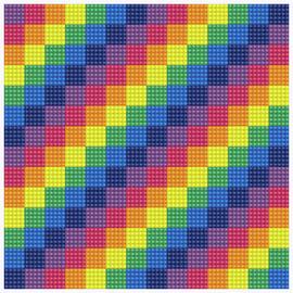 Tetris Diamond Painting Kit By Diamond Dotz