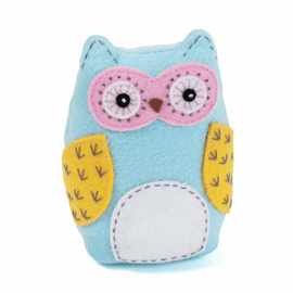 Twit Twoo Owl Pincushion by Hobby Gift