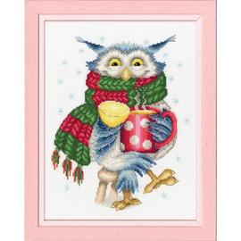 Get Well Cross Stitch Kit By Golden Fleece