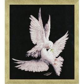 My Pigeon Cross Stitch Kit By Golden Fleece