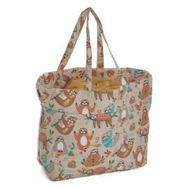 Sloth Drawstring Craft Bag By Hobby Gift