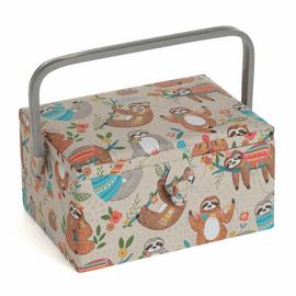 Sloth Medium Sewing Box By Hobby Gift