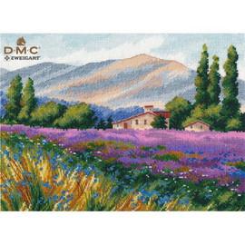 Soul Of Provence Cross Stitch Kit By Oven