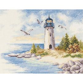 Lighthouse Cross Stitch Kit By Alisa