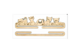 Embroidery Hanger: Cats By MP Studia