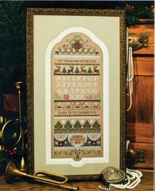 Christmas Sampler Chart by Stoney Creek