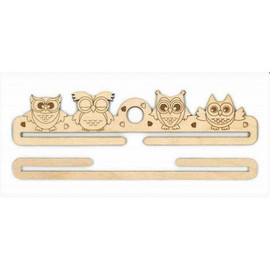 Embroidery Hanger: Owls By MP Studia