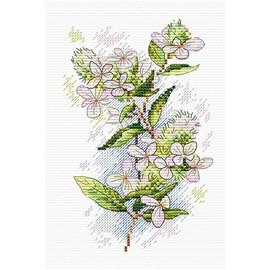 Spring Tenderness Cross Stitch Kit By MP Studia