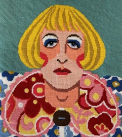 Grayson Perry Tapestry Kit by Emily Peacock