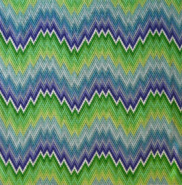 The Bargello Sisters Waves Tapestry Kit by Appleton