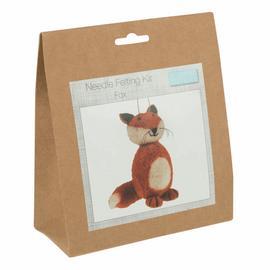 Needle Felting Kit: Fox By Trimits