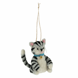 Needle Felting Kit: Cat By Trimits