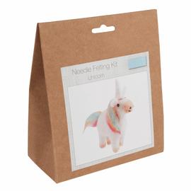 Needle Felting Kit: Unicorn By Trimits