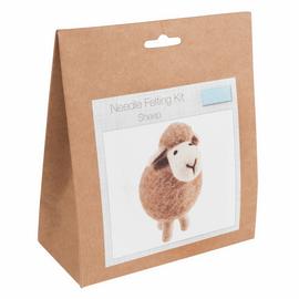 Needle Felting Kit: Sheep By Trimits