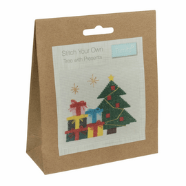 Counted Cross Stitch Kit: Presents By Trimits