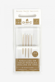 EMBROIDERY NEEDLES SIZE 7 - 10
