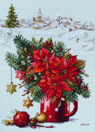 Happy Holidays Christmas Crafts Kit By Merejka