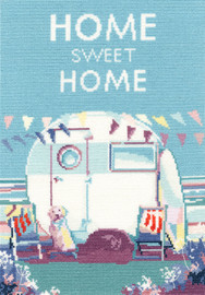 Vintage Home Cross stitch kit by Becky Bettesworth