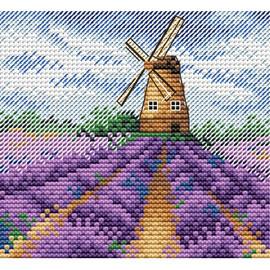 Provence Charm Cross Stitch Kit By MP Studia