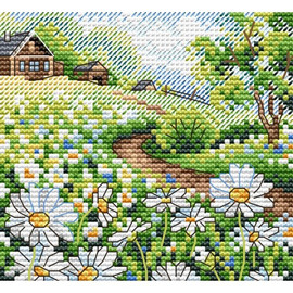 Summer Expanses Cross Stitch Kit By MP Studia