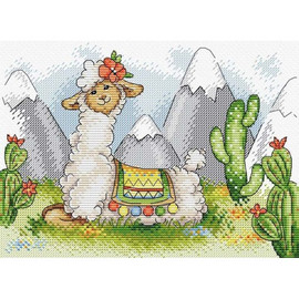 Spring Is Coming Cross Stitch Kit By MP Studia