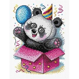 Happy Birthday! Cross Stitch Kit By MP Studia