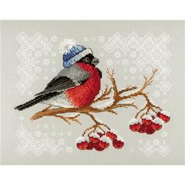 Winter Colours Cross Stitch Kit By MP Studia