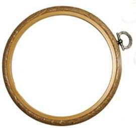 Round Flexi Hoop size 7 inch