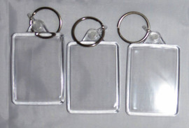 Small Rectangler Key ring