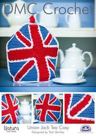 Union Jack Tea Cosy Crochet Pattern Booklet